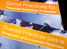 Financial Consumer Protection Frameworks